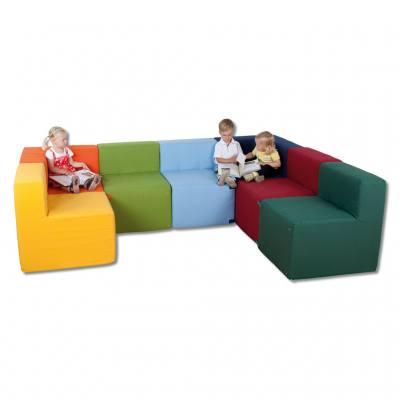 Sessel - Stoffbezug in 9 verschiedenen Farben