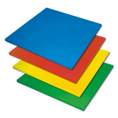 Fallschutz- und Bodenmatten - in 4 verschiedenen Farben