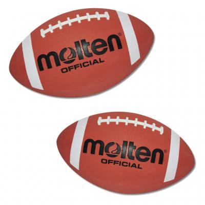 Amaerican-Football in verschiedenen Größen
