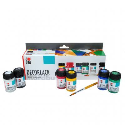 Marabu Acryllack Grundfarbensortiment