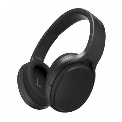Hama Bluetooth-Kopfhörer, Farbe Schwarz