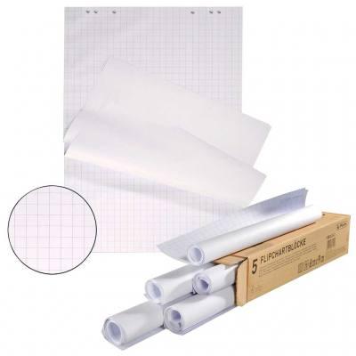 Flipchart-Block Standard, 1 Stück oder 5er Packung