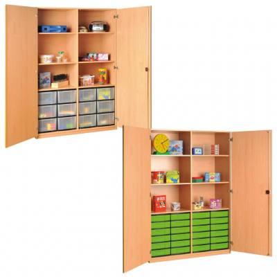 Modulus® Klassenraum- und Kindergartenschrank