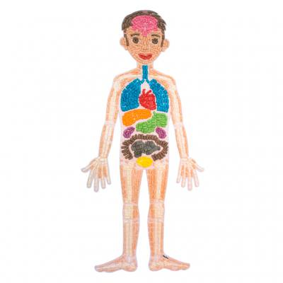 PlayMais® Anatomie-Puzzle