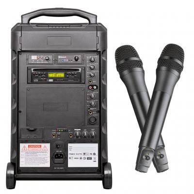 RCS® Sound Center DSC 150S4 mit Akku