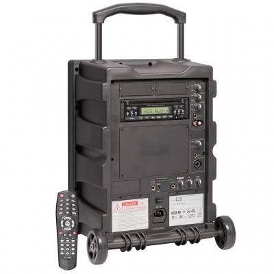 RCS Sound Center SCW 100 - ohne Akku