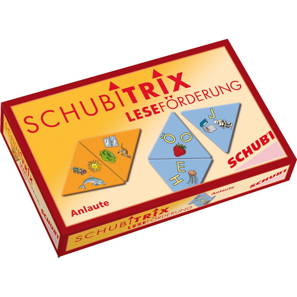 SchubiTrix Anlaute