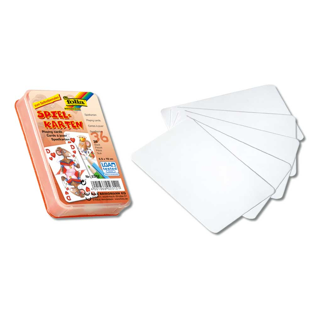Individuelles Kartenspiel