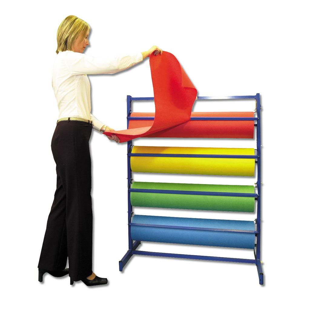 Papierrollenständer jetzt bei Wiemann-Lehrmittel - schnelle Lieferung