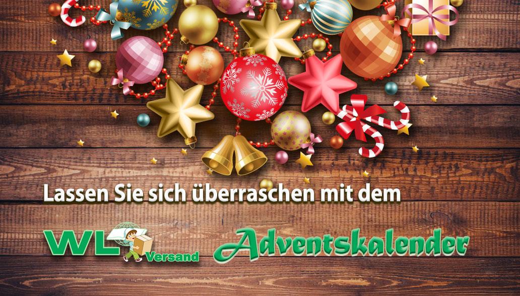 WL-Versand Weihnachtskalender