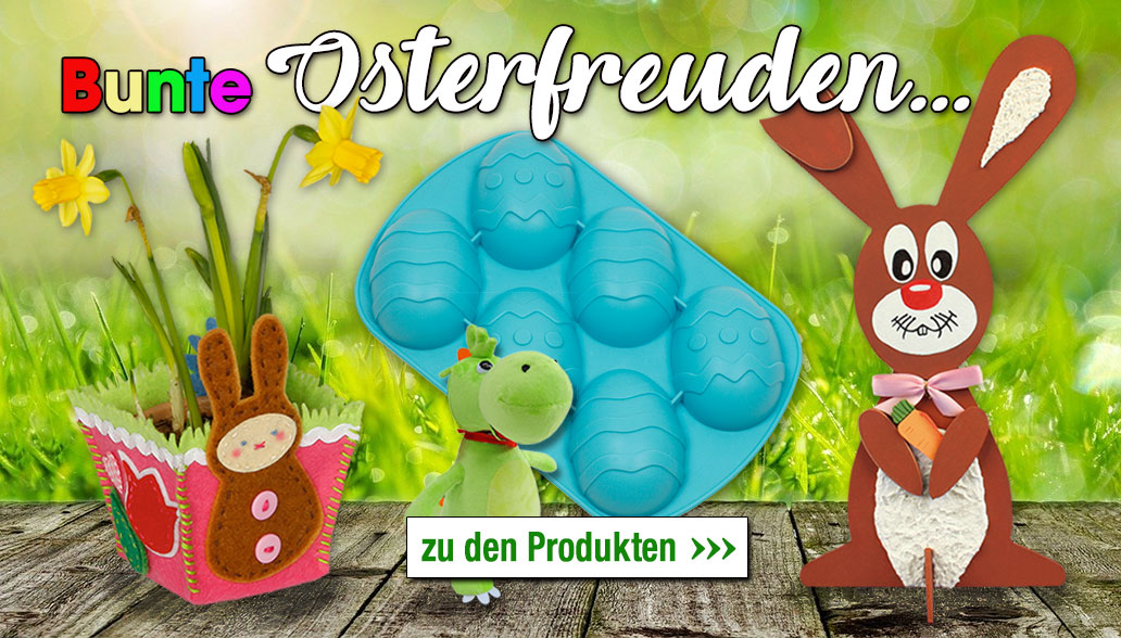 Bunte Osterfreuden!
