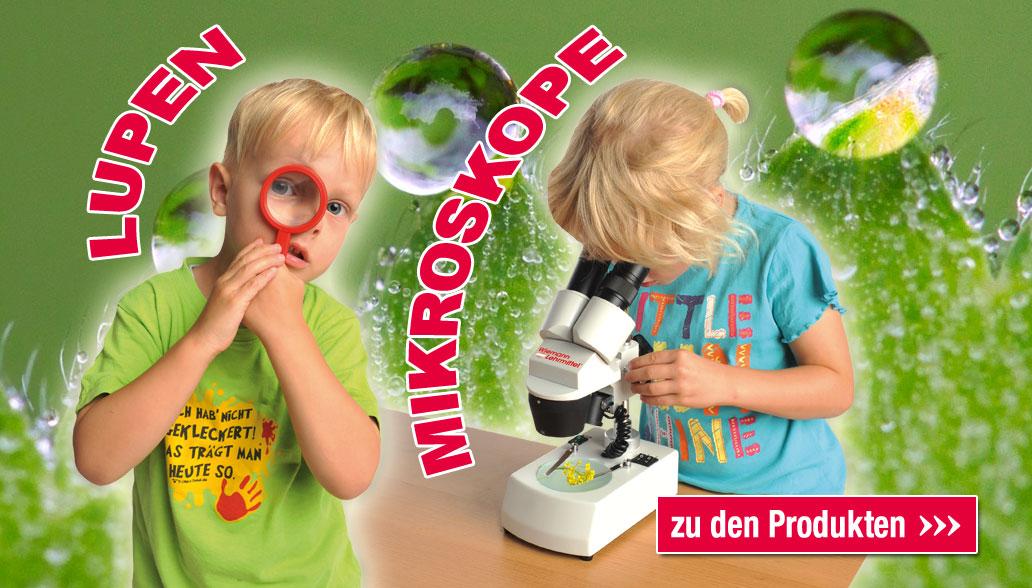Lupen & Mikroskope