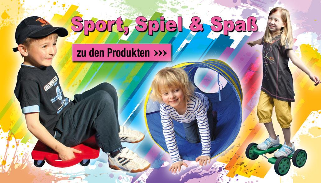 Sport, Spiel & Spaß