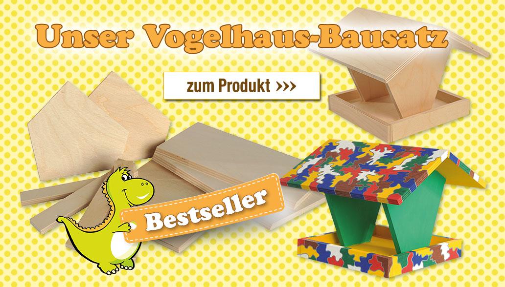 Vogelhaus-Bausatz