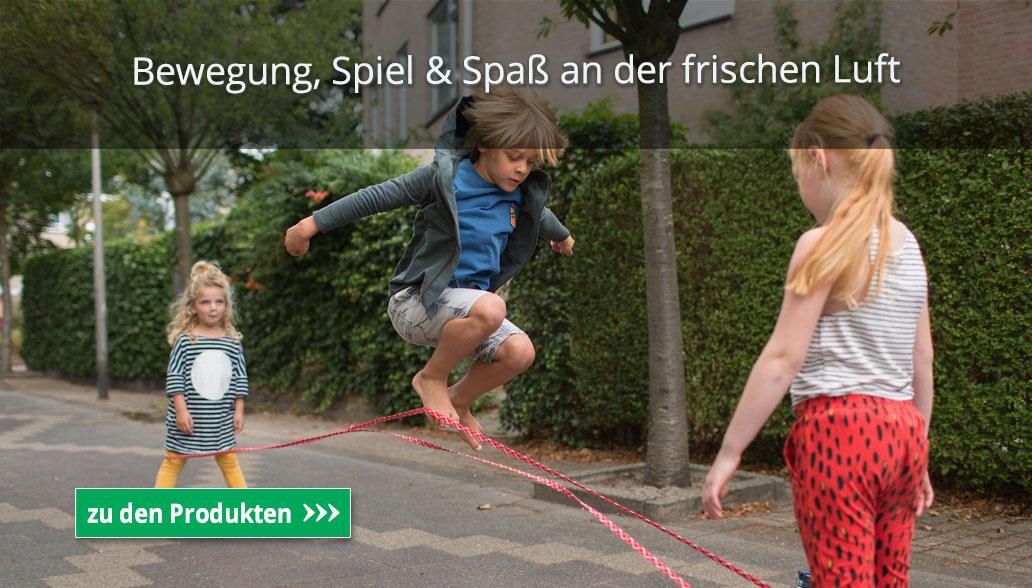 Bewegung, Spiel & Spaß an der frischen Luft