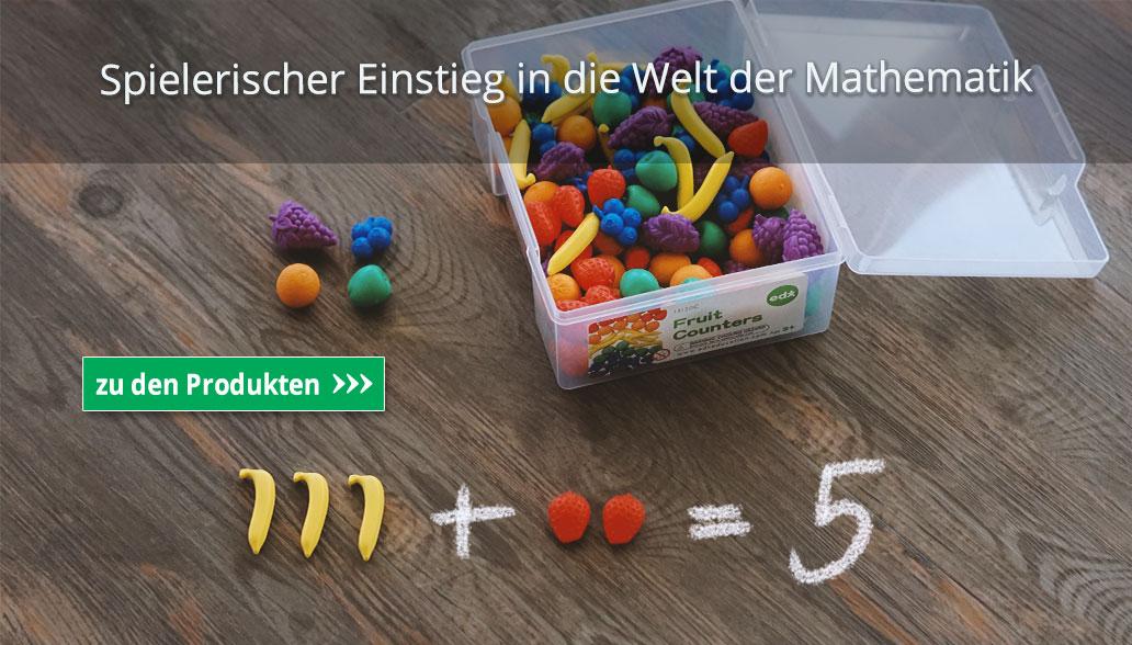 Spielerischer Einstieg in die Welt der Mathematik